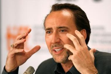 N.Cage'as prisipažino valgęs haliucinogeninius grybus