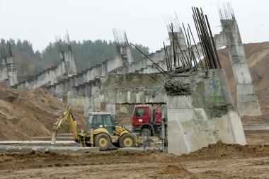 Nacionalinio stadiono statybų teisėtumo klausimas - teisme