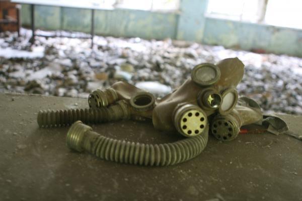 D. Liekis. Černobylio dienoraščiai - kaip radiacija sklaidoma kyšiais