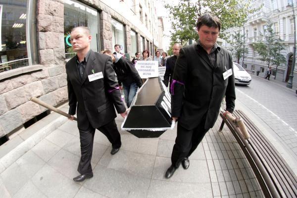 D.Kedžio šalininkai palaidos ir Kauno prokuratūras