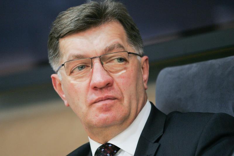 Vyriausybės kovą su krize socialdemokratų vadovas vadina katastrofiška