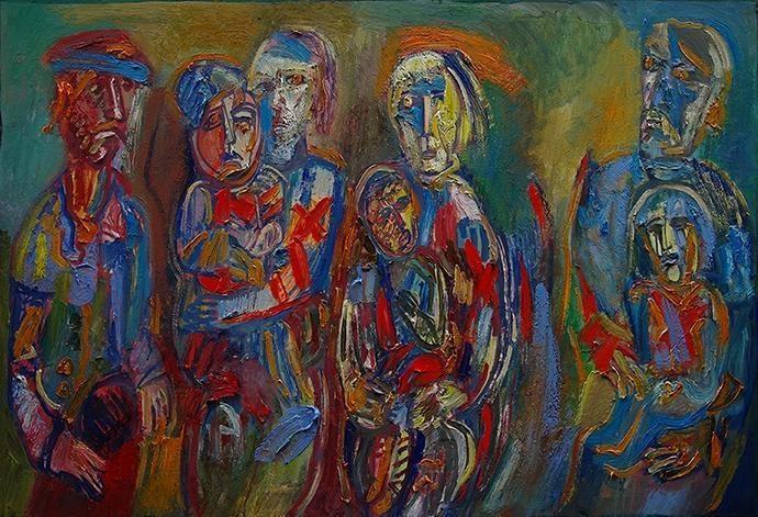 Klaipėdos parodų rūmuose – tapybos puota