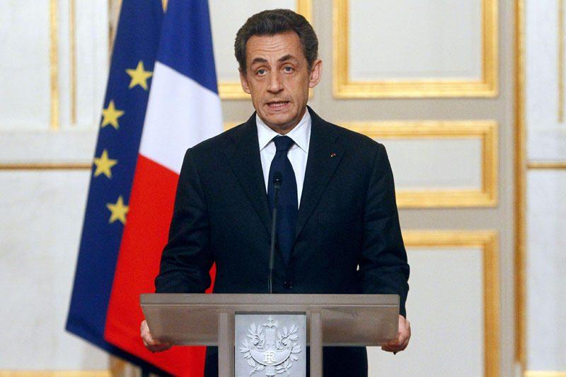 N.Sarkozy: terorizmui nepavyks suskaldyti Prancūzijos