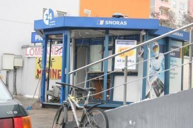 Nustatyta gauja, sprogdinusi bankomatus (papildyta)