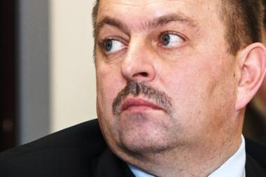 V.Navickas siūlo už numestą nuorūką 500 litų baudą
