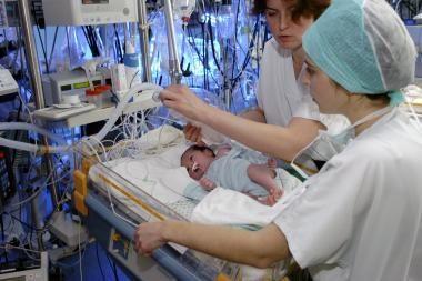 Surasta palikto kūdikio motina (papildyta)