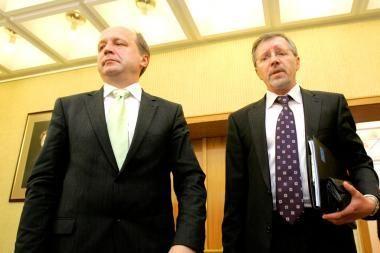 G.Kirkilas: parlamentinis tyrimas parodytų buvusios Vyriausybės gerus darbus