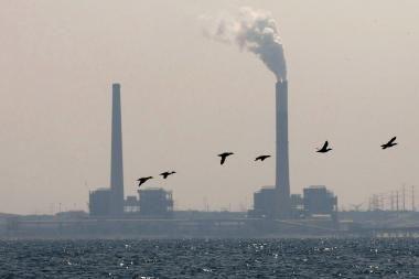 Daugumai europiečių rūpi klimato kaita