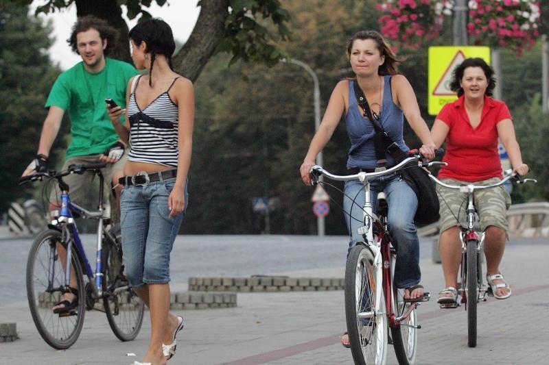 Iš Vilniaus pajudės Lietuvos kalnų dviračių maratonas