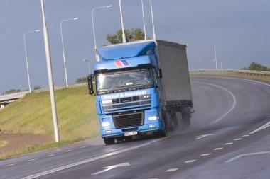 Lietuvos eksportas smuko daugiau nei 3 proc.