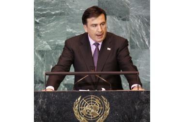 Gruzijos prezidentas žada antrą