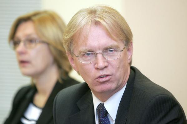 Ministras D.Jankauskas: prioritetas – žmogus