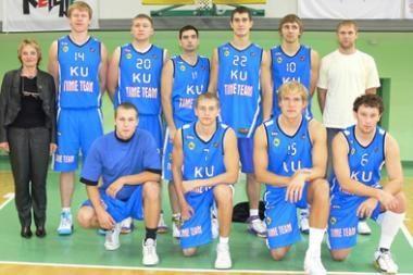 LCC TU studentai įveikė KU krepšininkus