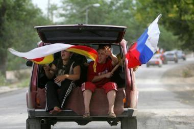 Rusija prisijungs Pietų Osetiją?