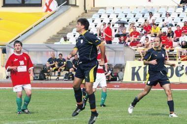 Į Klaipėdą užsuks Ispanijos futbolo rinktinė