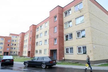 Socialiniai būstai visiems laukiantiems kainuotų 2,5 mlrd. litų