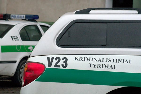 Vilniuje įvykdytas įžūlus ginkluotas plėšimas (papildyta)