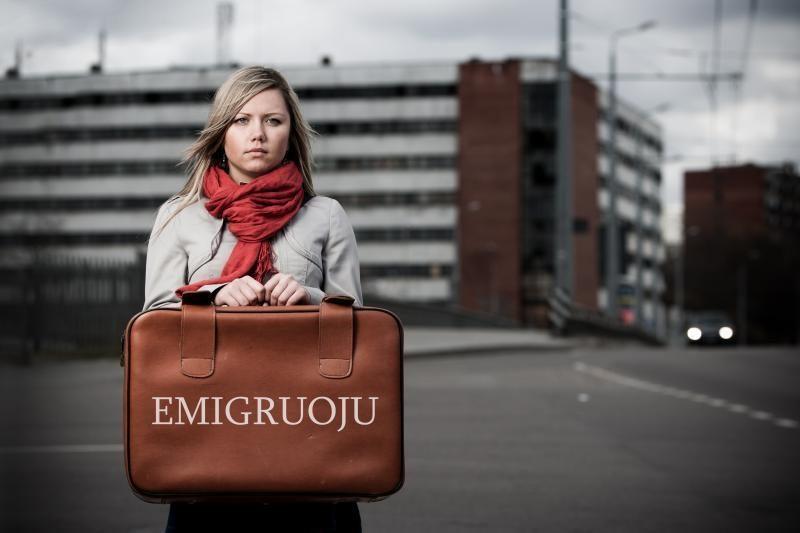 Asmeninio bankroto Lietuvoje nesulaukę žmonės renkasi emigraciją