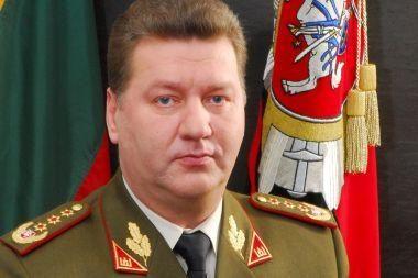 Lietuvos kariuomenės vadas V. Tutkus paskirtas NATO vadų seniūnu