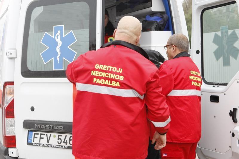 Per avariją Alytaus rajone žuvo žmogus, dar vienas sužeistas