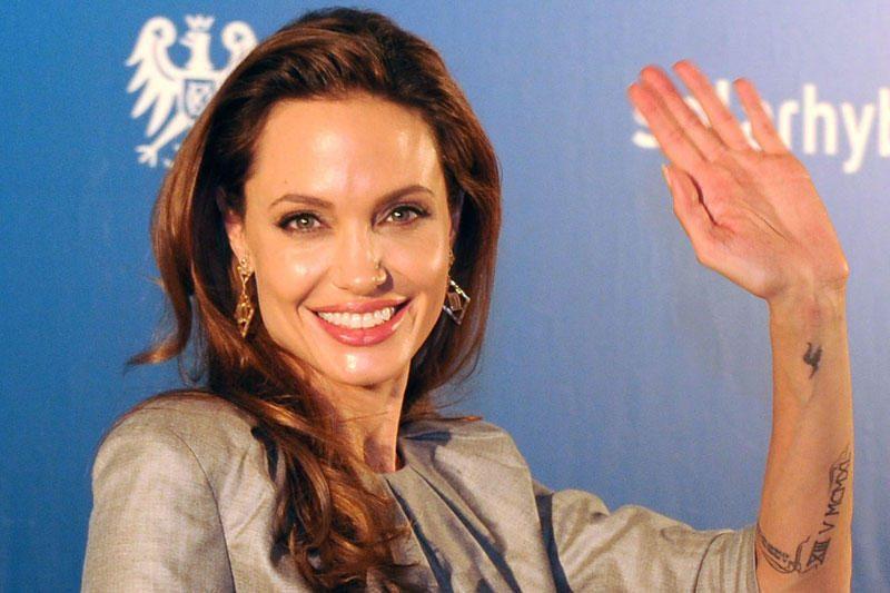 A.Jolie atvyko dalyvauti savo filmo premjeroje Bosnijoje
