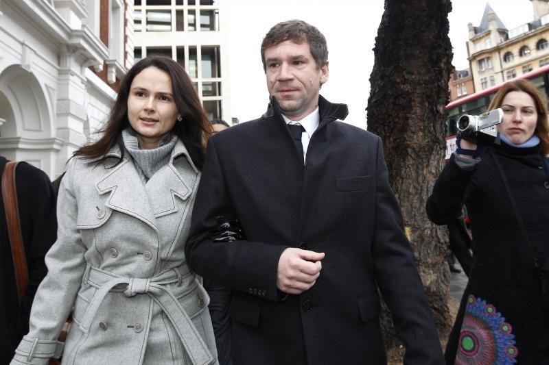 Londono teismas nepanaikino V. Antonovo turto arešto
