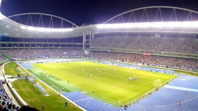 Neribotam laikui uždarytas Rio de Žaneiro olimpinis stadionas