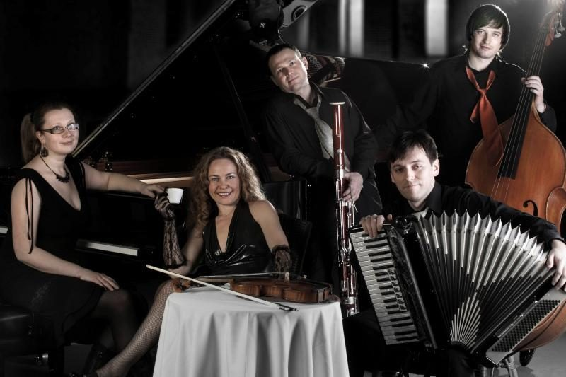 Klaipėdos koncertų salėje – svaigiu tango ritmu