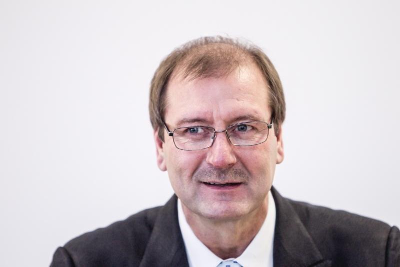 Teismas į atskirą išskyrė sergančio V. Uspaskicho bylą