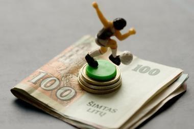 Lošimų priežiūros komisija aiškinsis, ar lažybų ženklas