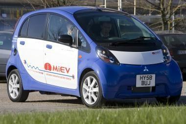 Iki 2020 metų Didžiojoje Britanijoje – 1 mln. elektromobilių