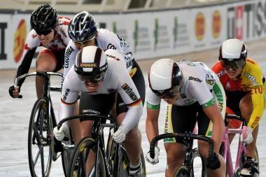 Vilijai Sereikaitei - pasaulio dviračių treko čempionato bronza