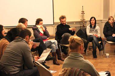A.Mamontovas vertino Europos lietuvių filmus