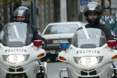 Lietuvos kelių policijos tarnyba – nuo liepos 1 dienos