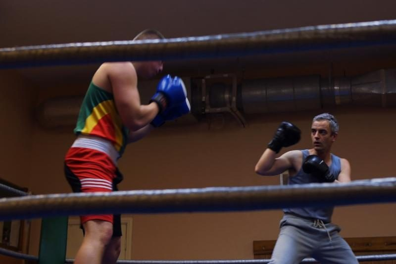 Aikido neabejingas A. Dainavičius kovėsi su tituluotu boksininku