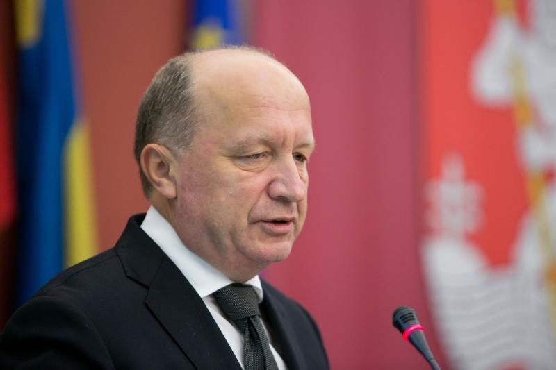 """A. Kubilius: ieškinys """"Gazprom"""" nėra rinkimų kompanijos dalis"""