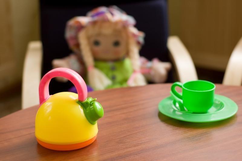 Vilnietė: kada bus galima žinoti, ar vaikas eis į darželį?