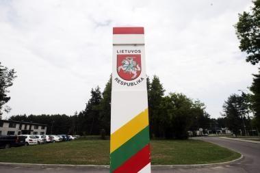 Latvijos ir Lenkijos pasienyje bus galima būti ir be dokumento