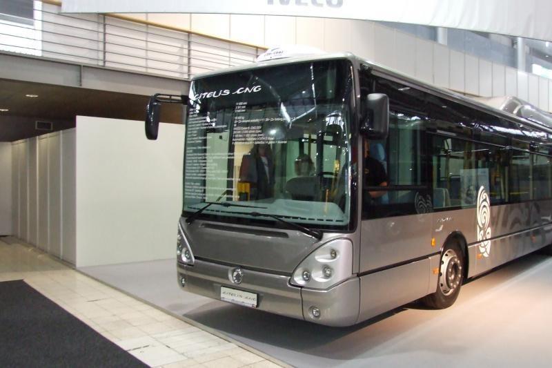 Klaipėdos gatvėmis važinės čekiški autobusai