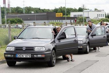 Protestuojantys vairuotojai šeštadienį užkimš degalines