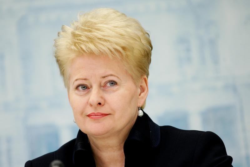 D.Grybauskaitė negavo kvietimo į Davoso ekonomikos forumą