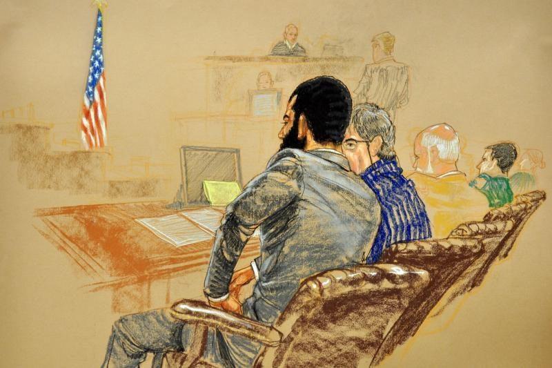Paskutinis Gvantaname kalėjęs vakarų pilietis grįžta į Kanadą