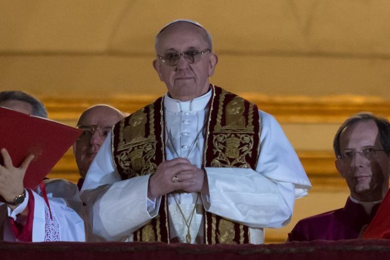 Lietuvos ambasadorė: naujasis popiežius - lyg prikaltas prie kryžiaus