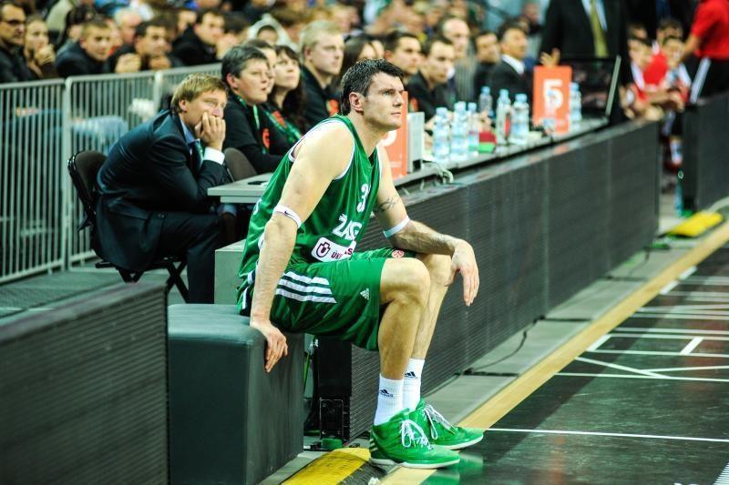 K. Lavrinovičius - naudingiausias VTB lygos spalio mėnesio žaidėjas