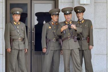 Šiaurės Korėjoje bus nuverstas komunistinis režimas?