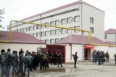 Įžūli ataka Grozne – smūgis į veidą Čečėnijos prezidentui