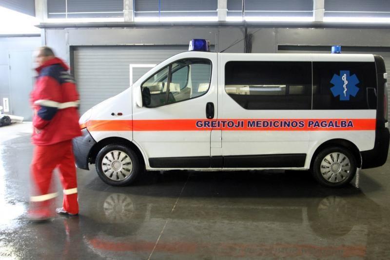 Kauno rajone statybvietėje užsimušė darbininkas
