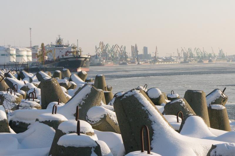 2013-aisiais į Klaipėdos uostą bus investuoti 328 mln. litų