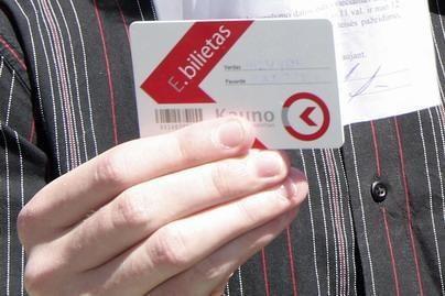 Elektroniniai bilietai nukonkuravo popierinius