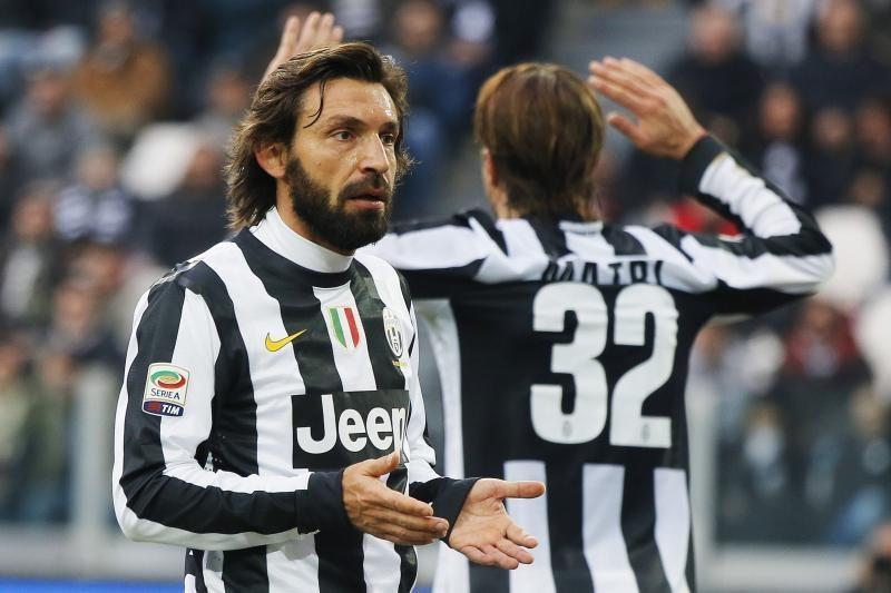 """A.Pirlo – geriausias """"Serie A"""" lygos futbolininkas"""